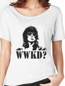 What Would Keef Do? Women's Relaxed Fit T-Shirt