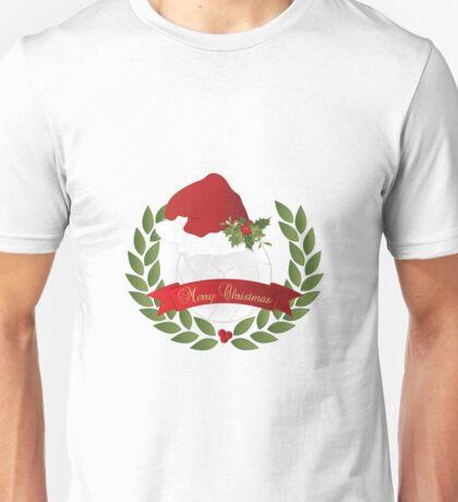 Christmas Volleyball Unisex T-Shirt