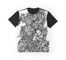 Zen Doodle 4A Graphic T-Shirt