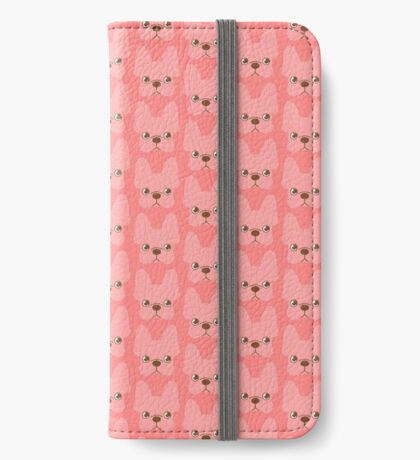 Pink Frenchie iPhone Wallet/Case/Skin