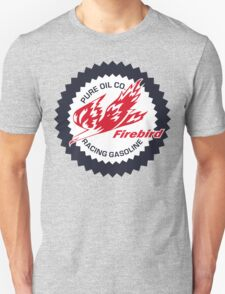 Pure Firebird Racing Gasoline vintage sign reproduction T-Shirt