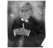 First Doctor Who Poster