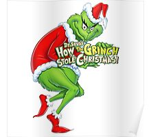 GRINCH FOR CHRISTMAS Poster