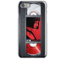 Mathilda choker VHS case iPhone Case/Skin