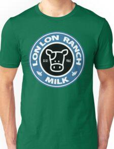 Legend of Zelda: Ocarina of Time Lon Lon Ranch Milk Unisex T-Shirt
