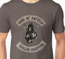 Sons of Anfield - Dallas Chapter Unisex T-Shirt