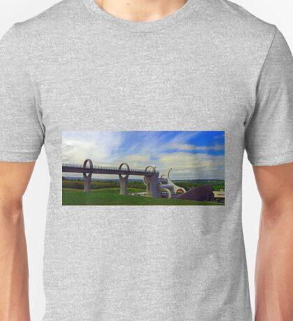 The Falkirk Wheel IV T-Shirt