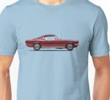 Mustang Fastback Unisex T-Shirt