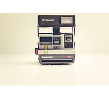 Polaroid Photographic Print