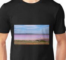 Lake Bangorema, Locheil, South Australia Unisex T-Shirt