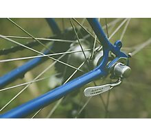 Road Bike Photographic Print