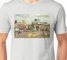 The Cab Driver Unisex T-Shirt
