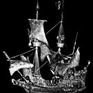 The Golden Hind by Shelly Still