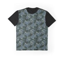 Gold fishes pattern Graphic T-Shirt