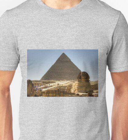 The wonders of Egypt Unisex T-Shirt