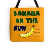 Banana On The Run! Tote Bag