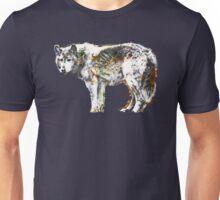 Gray Wolf Unisex T-Shirt