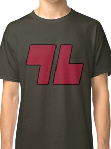 96 Red - Sun and Moon Classic T-Shirt