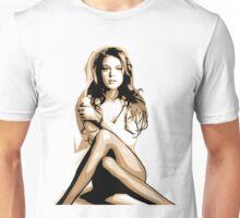 Lindsay Lohan - Vector Art Unisex T-Shirt