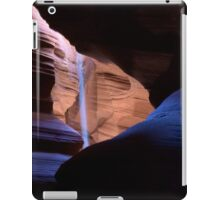 Blue River of Light iPad Case/Skin