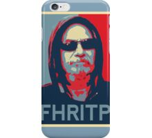 FHRITP (hope poster) iPhone Case/Skin