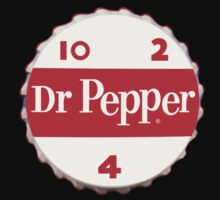 DR.PEPPER 4 Baby Tee