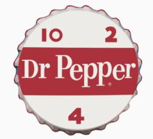 DR.PEPPER 4 Kids Tee