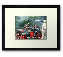 Boys Toys............ Framed Print