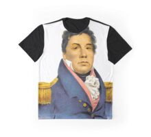 The Choctaw Chief Pushmataha Graphic T-Shirt