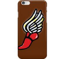 Athlete Shoe iPhone Case/Skin