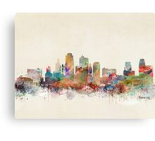 kansas city missouri Canvas Print