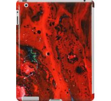 Inside of the veins iPad Case/Skin