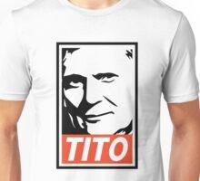 Tito - Josip Broz Unisex T-Shirt