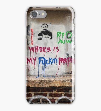 Ai WeiWei iPhone Case/Skin