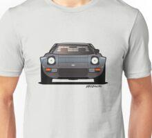 Modern Euro Icons Car Series Lancia Stratos HF Tipo 829 Split Unisex T-Shirt