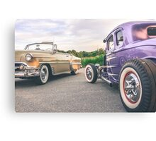 American Icons Canvas Print
