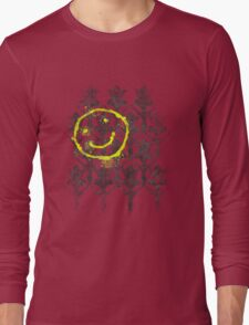 221B wallpaper Long Sleeve T-Shirt
