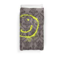 221B wallpaper Duvet Cover