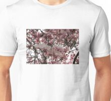 Tree Study 10 The Magnolia Unisex T-Shirt