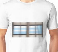 Window Panes #2 Unisex T-Shirt