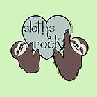 Sloths Rock by zoel