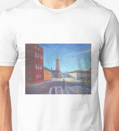 Stockholm Cityscape Unisex T-Shirt