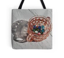 Playing with the Light Tote Bag