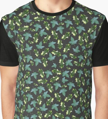 The holly and the ivy Graphic T-Shirt