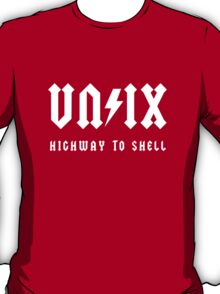 Highway to Shell (white) T-Shirt