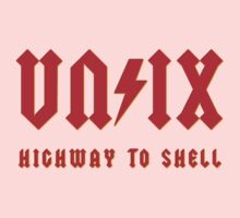 Highway to Shell (r&y) Kids Clothes