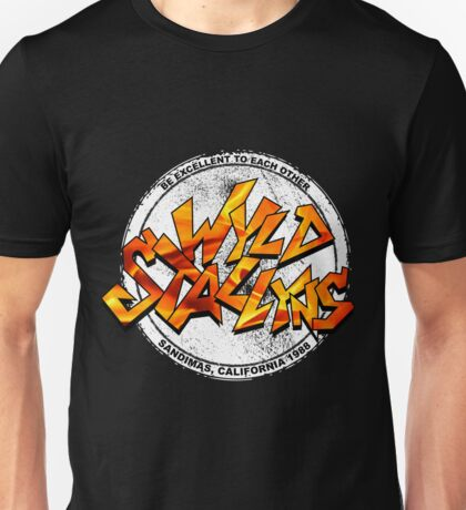 Bill & Ted's Excellent Adventure Wyld Stallyns  Unisex T-Shirt