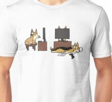 Computer Science Corgis Unisex T-Shirt