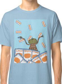 Clarence raining - The Big Lez Show Classic T-Shirt