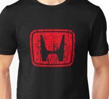 Honda Grunge Unisex T-Shirt